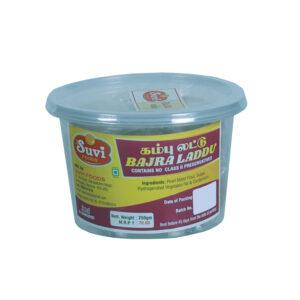 SUVI Bajra Laddu Made of White Sugar