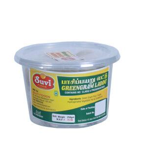 SUVI Greengram laddu Made of White Sugar