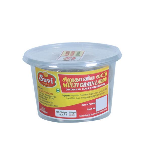 SUVI Multigrain Laddu made of White Sugar