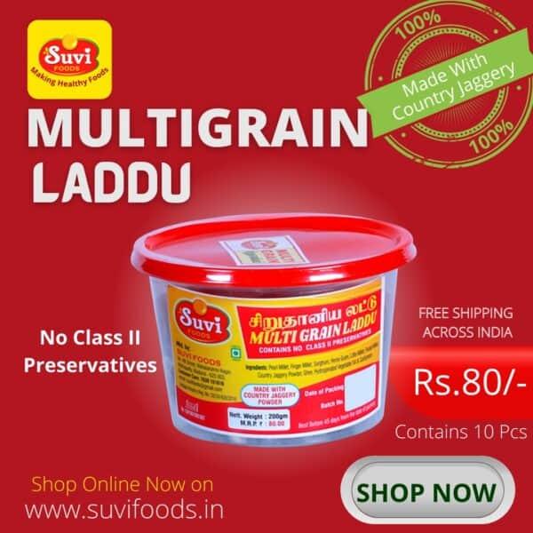 Multigrain Laddu