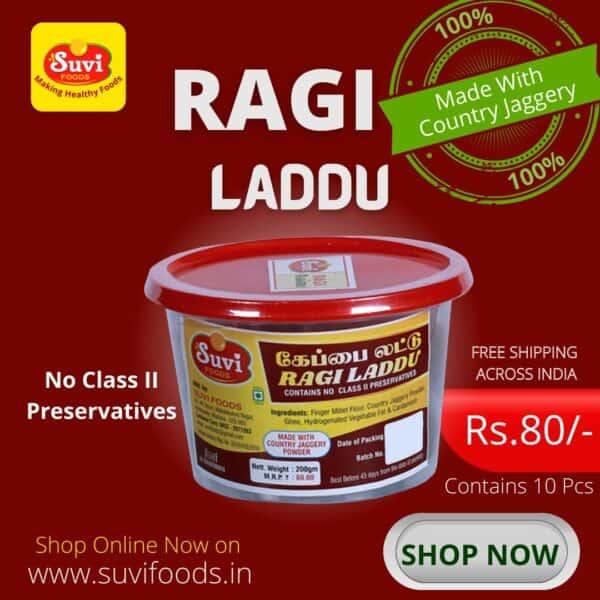 Ragi Laddu